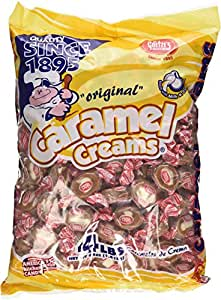 Goetze's Vanilla Carmel Cream 4lbs