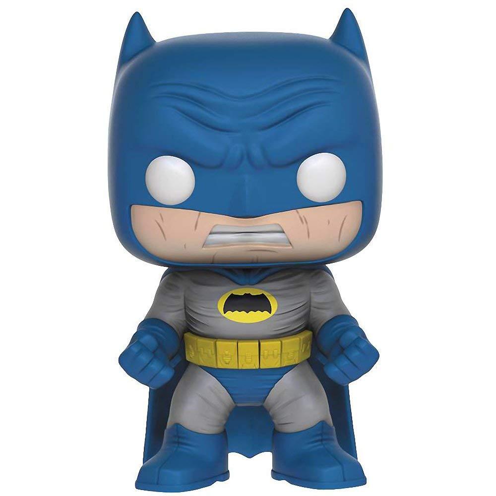 Compatible PET Plastic Graphical Protector Bundle #111 // 09530 - B Heroes Vinyl Figure /& 1 POP : Batman The Dark Knight Returns x POP Funko Batman Blue PX Exclusive