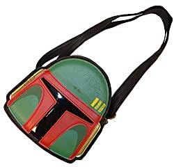 Star Wars Boba Fett Cross Body Bag