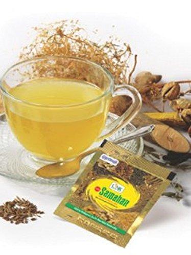 Samahan -30 Tea 30 Sachets Natural Herbal Ceylon Tea - incensecentral.us