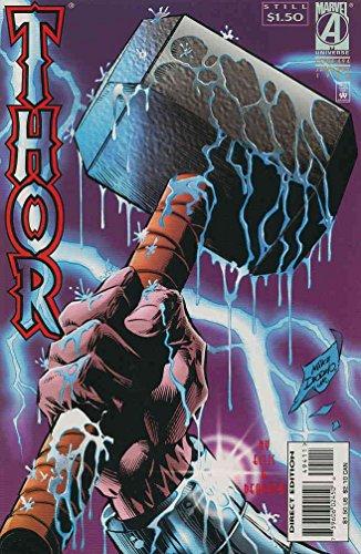 Thor #494 FN ; Marvel comic book
