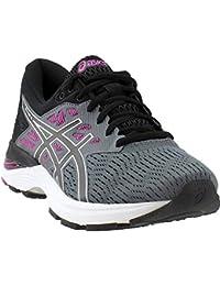 Womens Gel Flux 5 Low Top Lace Up Running Sneaker