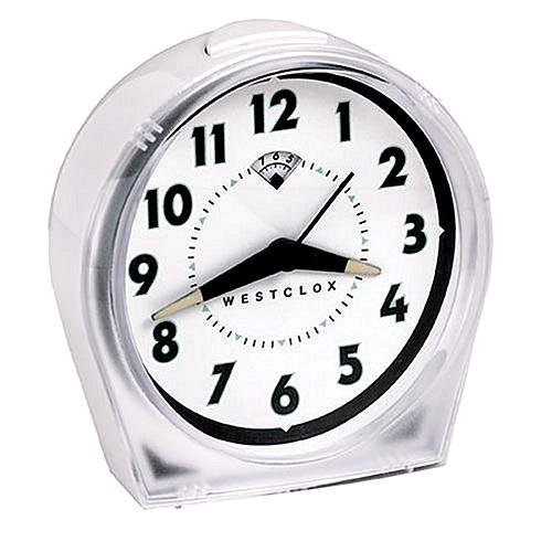 Westclox Mechanical Keywound Alarm Clock