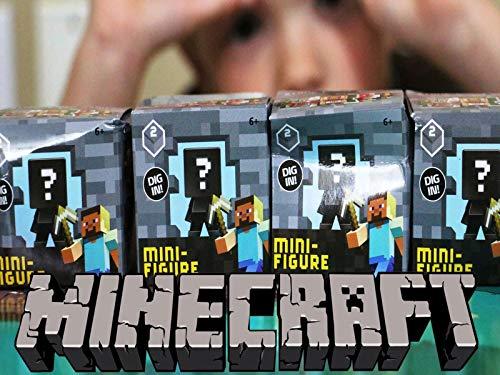 Minecraft Minifigure Mystery Boxes Series 2 (Minecraft Skin Toy)