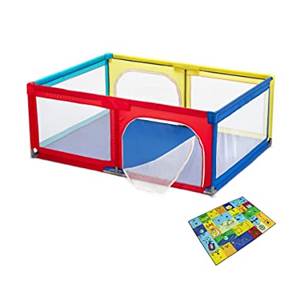 Parque bebés Corralito Kids Activity Center Baby Playpen ...