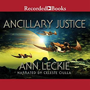 Ancillary Justice Audiobook