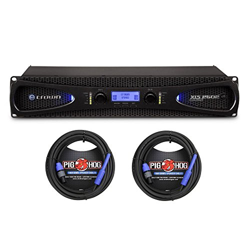 Crown XLS 2502 2-channel, 775W 4x2126; Power Amplifier for sale  Delivered anywhere in Canada