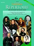 Meet the Great Composers Repertoire Book, June Montgomery and Maurice Hinson, 0882849441