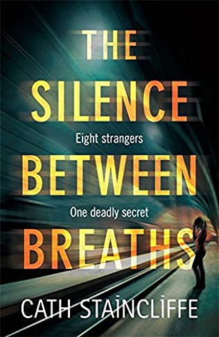 book cover of The Silence Between Breaths