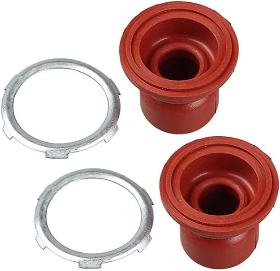 Yardwe 5 Pz Carburatore Primer Bulb Pompa Pompa a bulbo per tagliasiepi a Catena