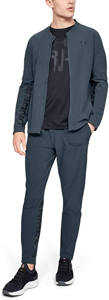 Hombre Under Armour Storm Launch Linked Up Chaqueta