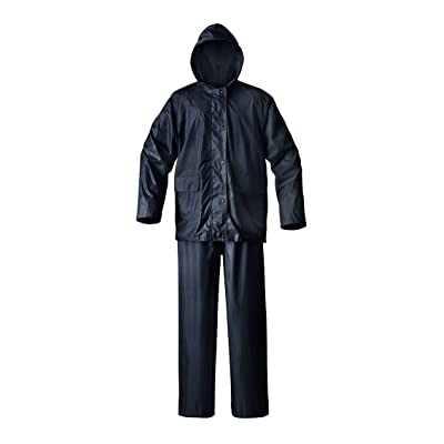 Raider Simplex Rainsuit (Blue, X-Large): Automotive