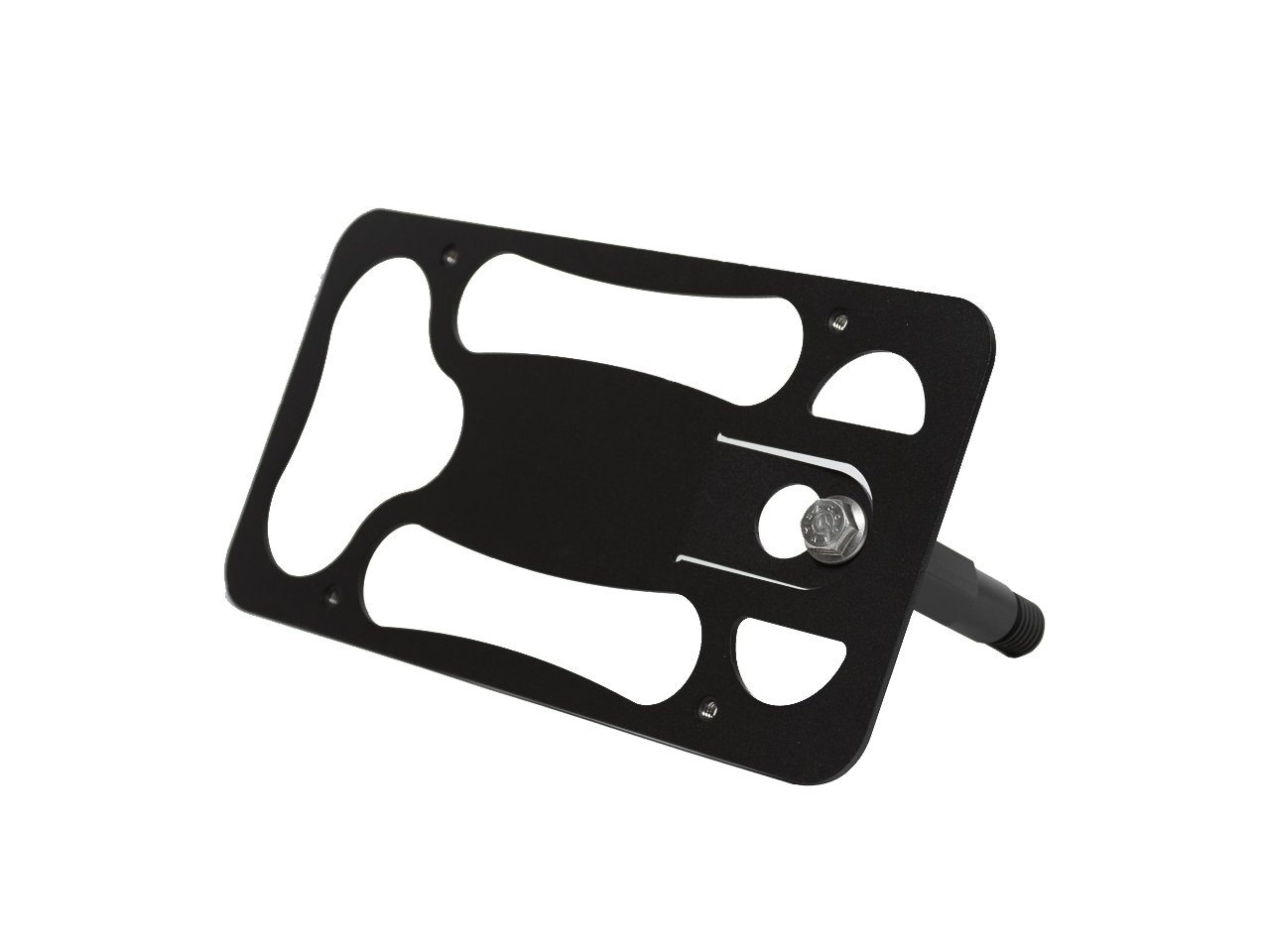 Image of Fasteners CravenSpeed Platypus License Plate Mount for Toyota Supra 2020 | No Drilling | Installs in Seconds | Made in The USA