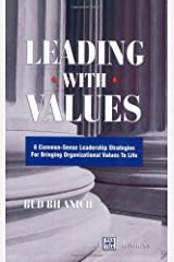 Leading With Values Paperback