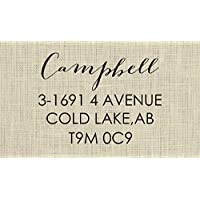 Address Stamp Personalized, Personalized address stamp, Personalized return address Stamp - 2Z