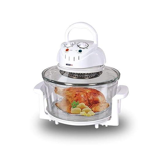 Air Grill - Horno halógeno, 1400 W, cocción multifunción y ...