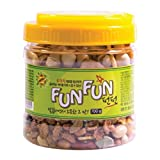 FunFun Mix Nut 700G Coffee Peanut Chips Peanut Fried Almond