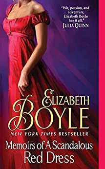 Memoirs of a Scandalous Red Dress (The Bachelor Chronicles Book 5) by [Boyle, Elizabeth]