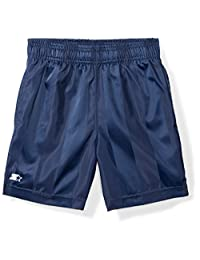 "Starter Big Boy's Boys' 7"" Soccer Short Shorts, Team Navy, XS (4/5)"