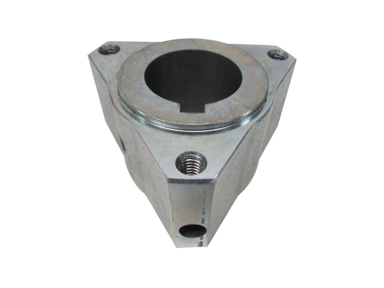 7.25 OD 3.88 Length through Bore Lovejoy 68514439222 Ductile Iron//Zinc 100 Delta Hub 7//8 x 7//16 Keyway 3-3//4 Bore 3.88 Length through Bore 7.25 OD 7//8 x 7//16 Keyway LOV   100 DELTA 3-3//4 HUB KEYWAY 3-3//4 Bore