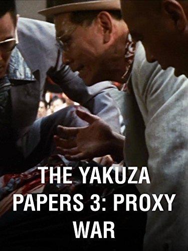 The Yakuza Papers 3: Proxy War (Yakuza Papers)