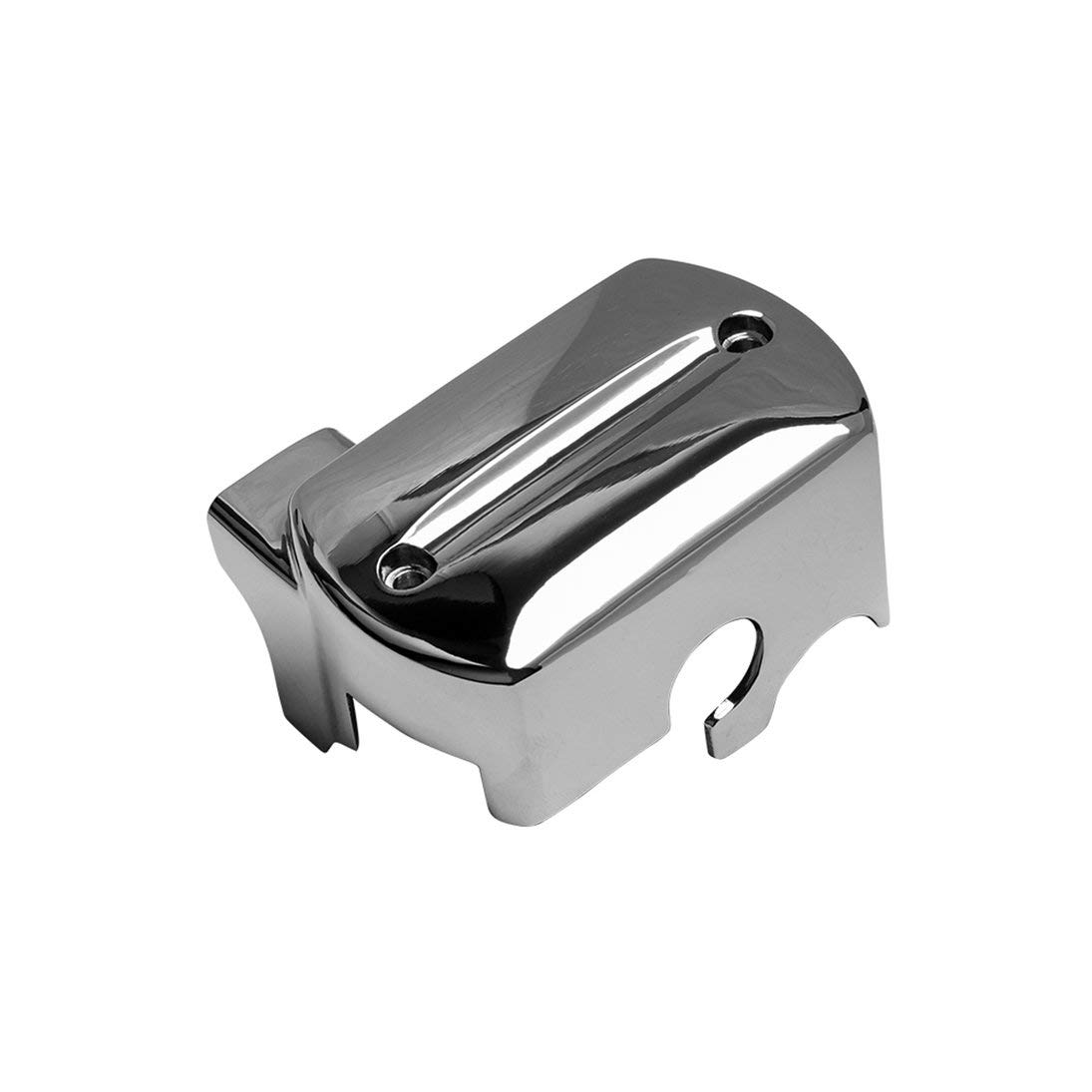 Togames-IT Brake Fluid Master Cylinder Cover Reservoir cap for Yamaha V-Star 650 950 1100 Motorcycle Aftermarket Replacement