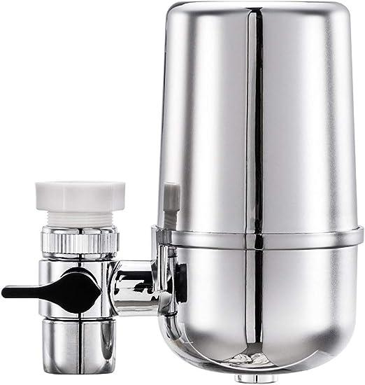 LULUKEKE 8 Nivel Electrochapado Hogar Purificador De Agua Cocina ...