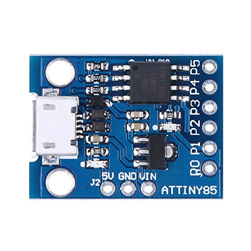 51iMgAdFhbL - Alloet 5Pcs Micro USB Development Board Digispark Kickstarter Attiny85 Support for the Arduino IDE 1.0+ (OSX/Win/Linux) (1 Pc, 2 Pcs, 5 Pcs, 10 Pcs)