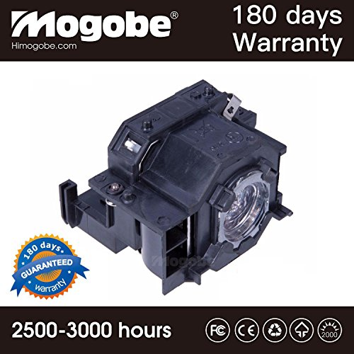 For ELPLP41 Replacement Projector Lamp with Housing by Mogobe