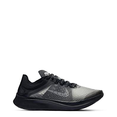 wholesale dealer 89aa8 14e80 Nike Scarpe Basse Sneakers Uomo Nero (ZoomFlySpFast): Amazon ...