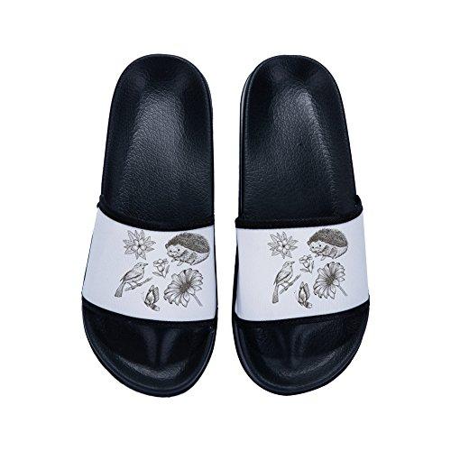 de Talla Negro 39 Vestir para Mujer Sandalias Irma00Eve EU Color Yq050