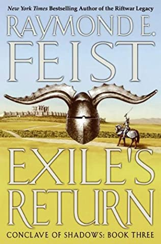 book cover of Exile\'s Return