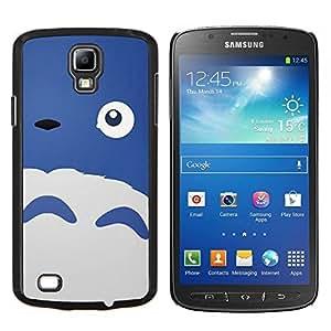 Stuss Case / Funda Carcasa protectora - Feliz monstruo azul lindo de las ovejas de los ojos - Samsung Galaxy S4 Active i9295