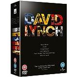 The Complete Davind Lynch Movie DVD Collection [7 Discs] Box set: Eraserhead / Dune/ Blue Velvet / Wild At Heart...