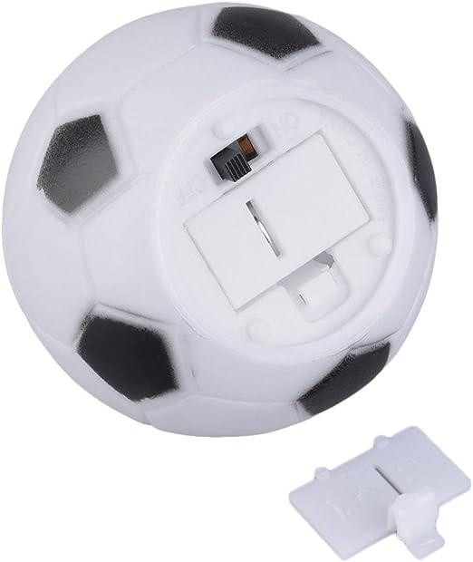 Kongqiabona Color cambiante balón de fútbol de fútbol LED Noche ...
