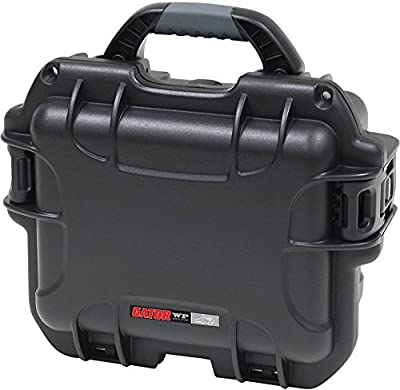 Gator Cases Titan Series Waterproof Injection Molded Equipment Case Case with Diced Foam Insert
