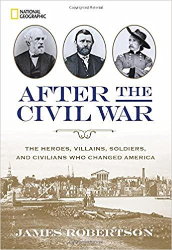 James Robertson - After the Civil War Audiobook Free Online