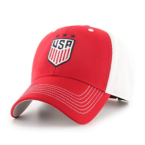 - World Cup Soccer Sling OTS All-Star Adjustable Hat, U.S. Women's Soccer Team, Star Logo, One Size