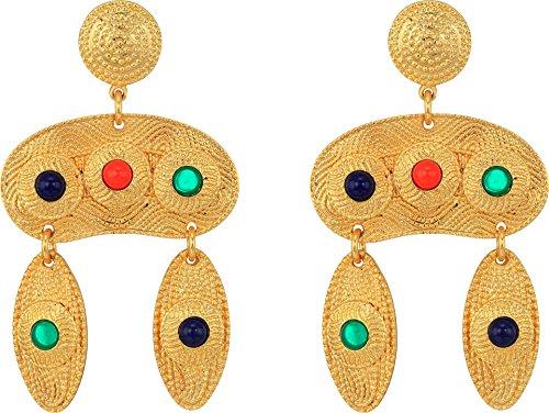 Satin Pierced Earrings - Kenneth Jay Lane Women's 2.5