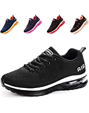 Air Running Baskets Chaussures Homme Femme Outdoor Gym Fitness Sport Sneakers Style Multicolore Respirante 34EU-46EU