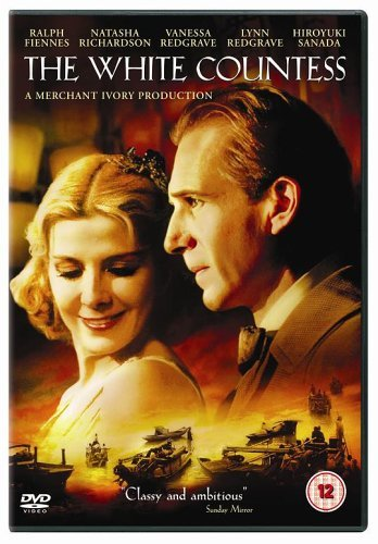 The White Countess [DVD] by Ralph Fiennes B01I072T1M