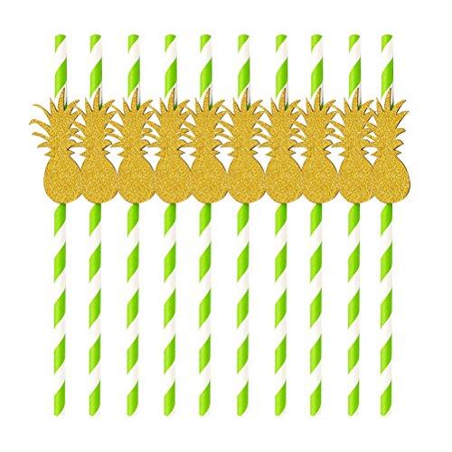 TOYMYTOY Paper Straws, Pack of (Rio Birthday Party)