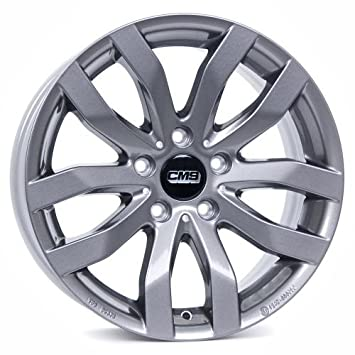 Alu felgen OXIGIN 18 Concave black full polish 7,5x17 ET35 5.00x100.00 Hub Bore 63.40 mm