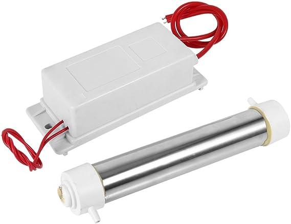 Fdit - Tubo generador de ozono de cuarzo para purificador de aire de agua y esterilizador 3G/HR AC 220 V / 35 mm x ...