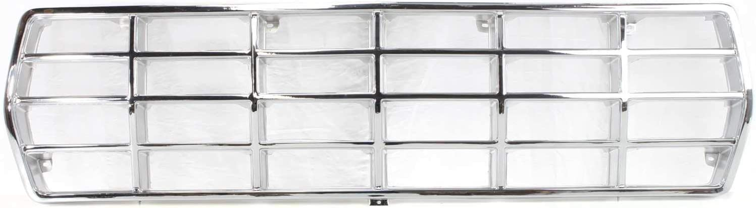 Automotive Grilles Grille Assembly Compatible with 1978-1979 Ford ...
