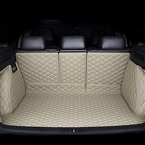 Piaobaige Car trunk mats cargo Liner Case,for Land Rover Discovery 3//4 freelander 2 Sport Range Rover Evoque 6D car styling carpet