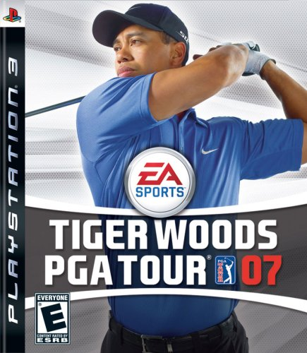 Burnt Tiger (Tiger Woods Pga Tour 07 - Playstation 3)