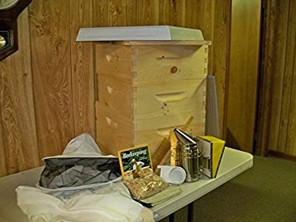 Cutler Supply, Inc Deep Honey Bee Hive Body, Unassembled 10
