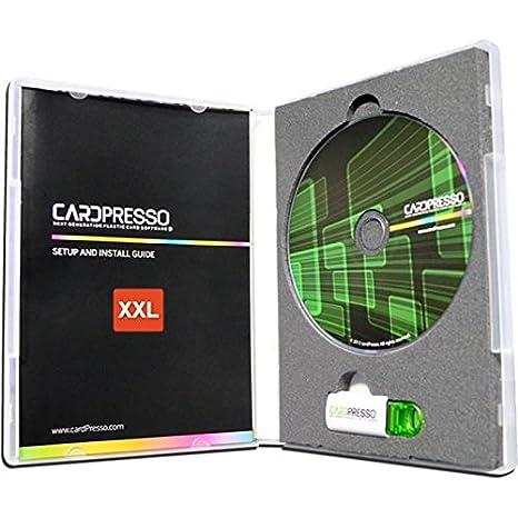 Amazon.com: Cardpresso – Cardpresso XXL Tarjeta de ...