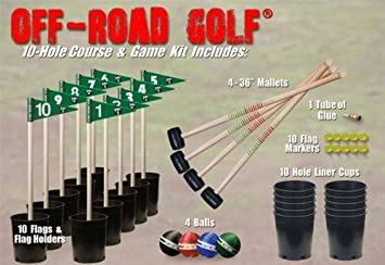 Off Road Golf Games For Adults Fun Cool Addicting